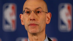Adam Silver Admits New COVID Wave Could Kill NBA Reboot