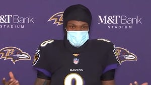 Lamar Jackson Says Battle W/ COVID Was Awful, 'Wouldn't Wish That On Nobody'