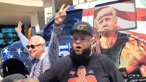 Roger Stone Plays Hype Man to Rapper Spittin' Pro-Trump Lyrics at CPAC