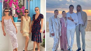 Richie Family Vacation To Greece