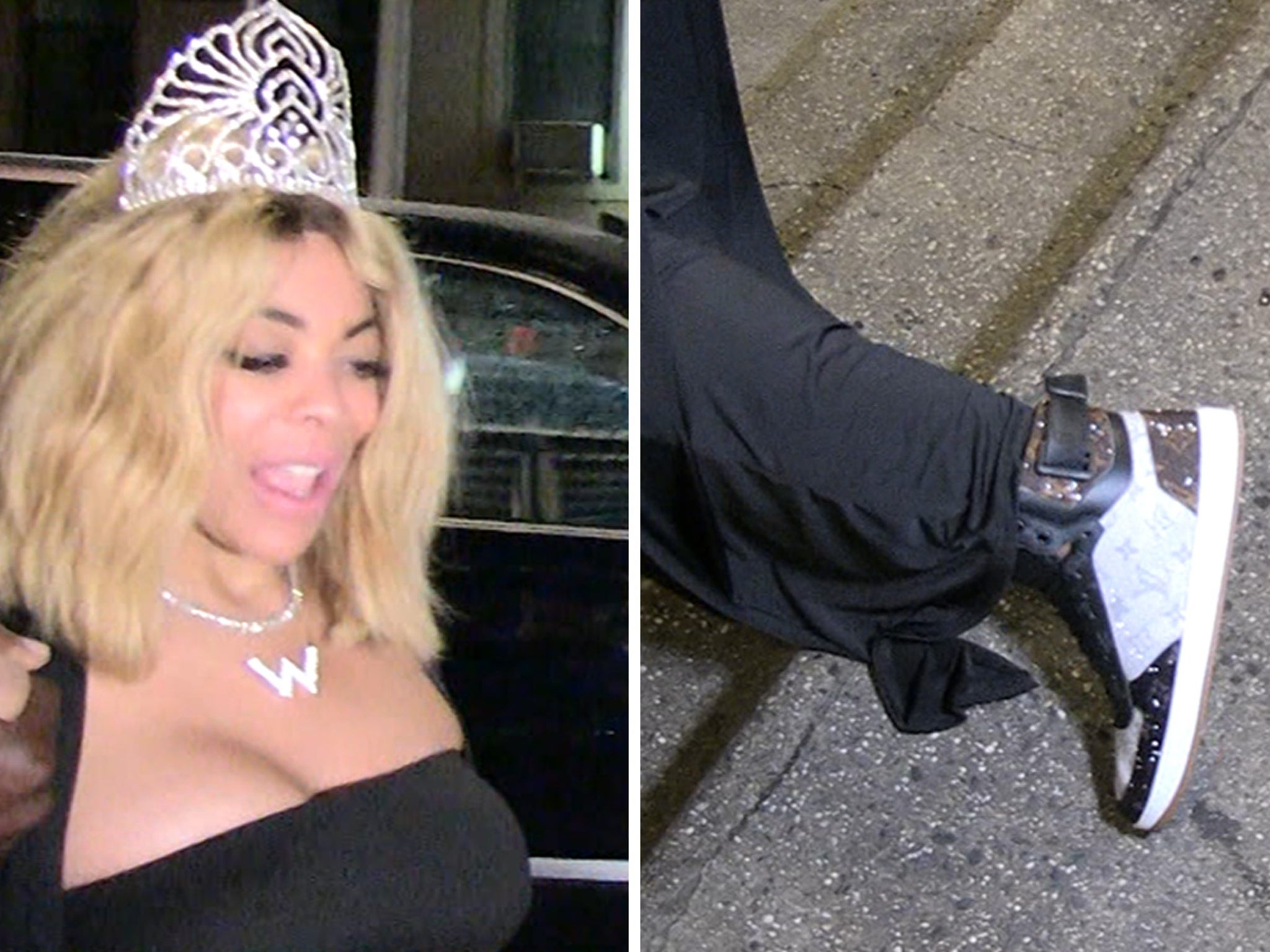 Wendy Williams Shows Off Louis Vuitton