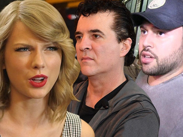 Taylor Swift Unleashes On Scooter Braun Over Masters Battle