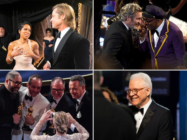 92nd Annual Academy Awards -- Behind The Scenes