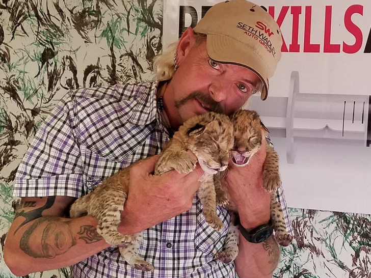 Joe Exotic's Wild Photos