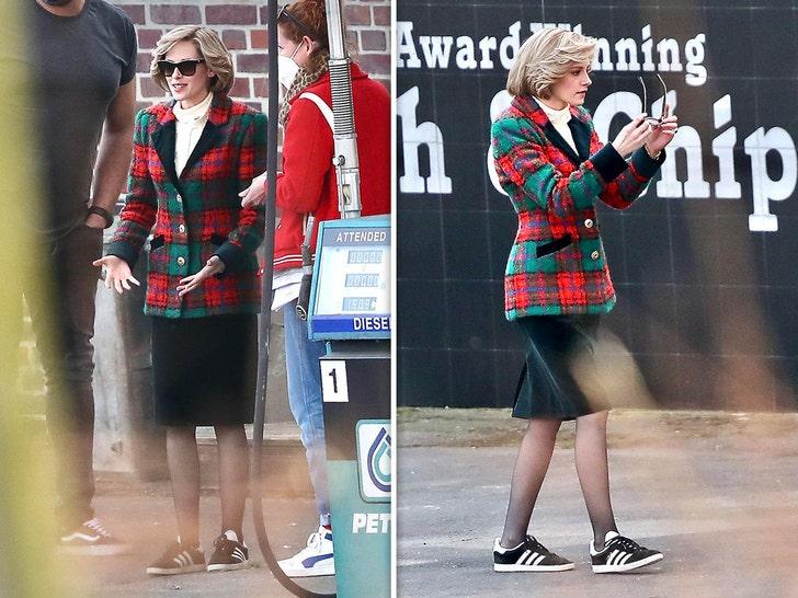Kristen Stewart on Set as Princess Diana for 'Spencer' Film.jpg