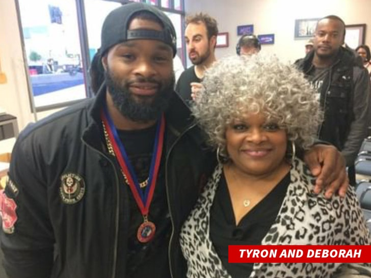 Tyron And Deborah