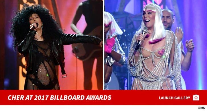 Cher at 2017 Billboard Music Awards