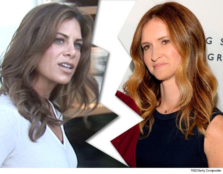 Jillian Michaels Wedding.Biggest Loser Star Jillian Michaels Ex Files To End Domestic