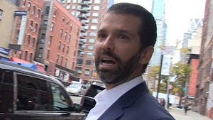 Donald Trump Jr. Says UFC's Colby Covington Has Become a Real Friend
