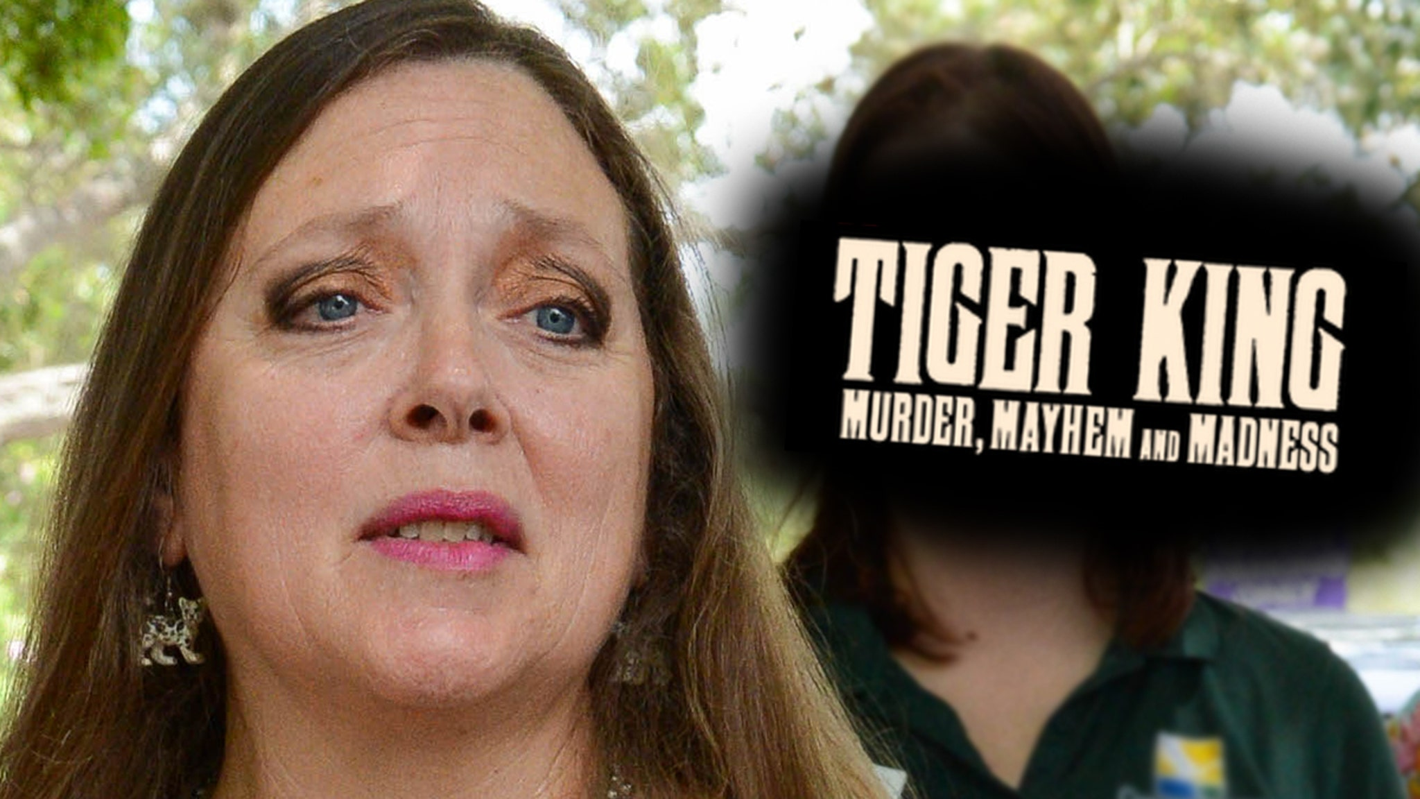 'Tiger King' Star Carole Baskin Bashes Netflix, Explains Truth About Don
