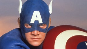 Steve Rogers in 1990 'Captain America' 'Memba Him?!