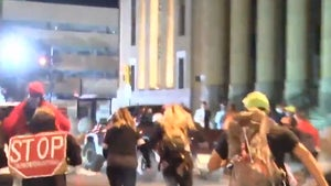 Truck Plows Through Buffalo Protest Over Breonna Taylor, Cops Attacked in Other Cities