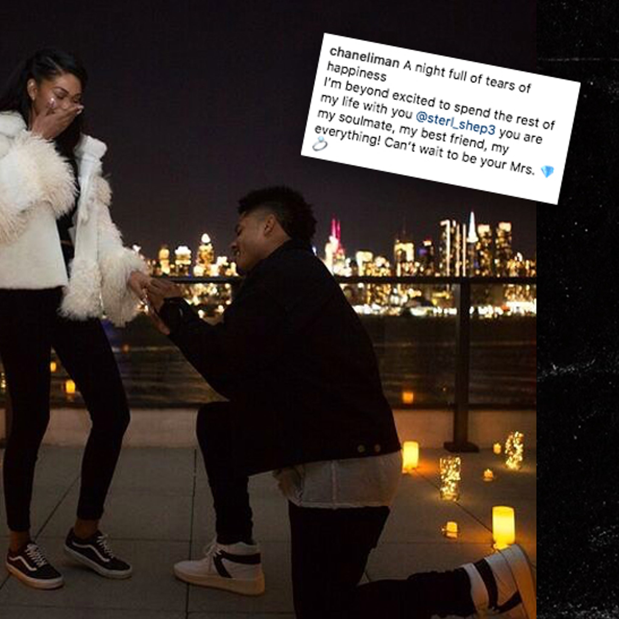 Iman Chanel dating