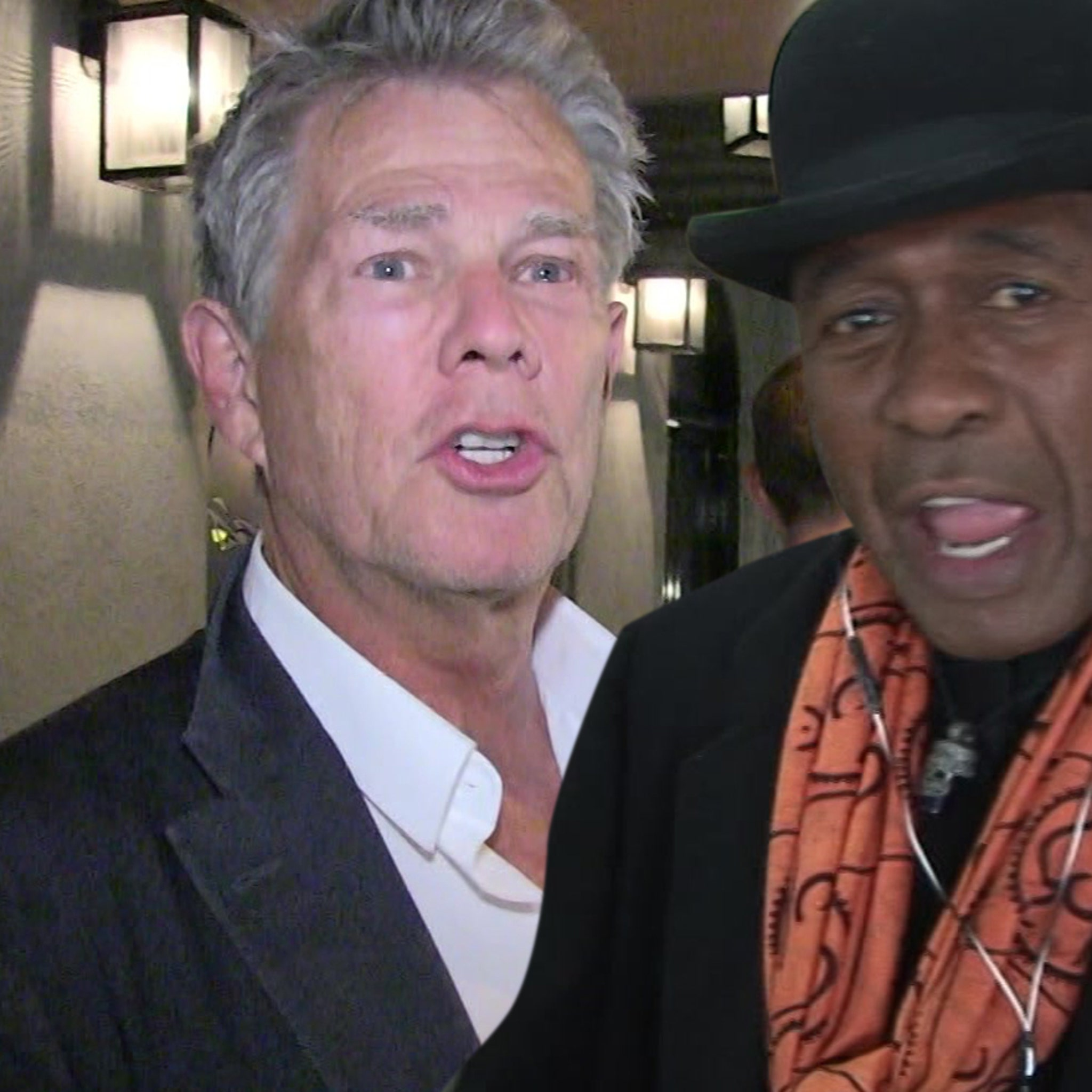 David Foster Requests 911 Call from 1992 Car Crash with Ben Vereen