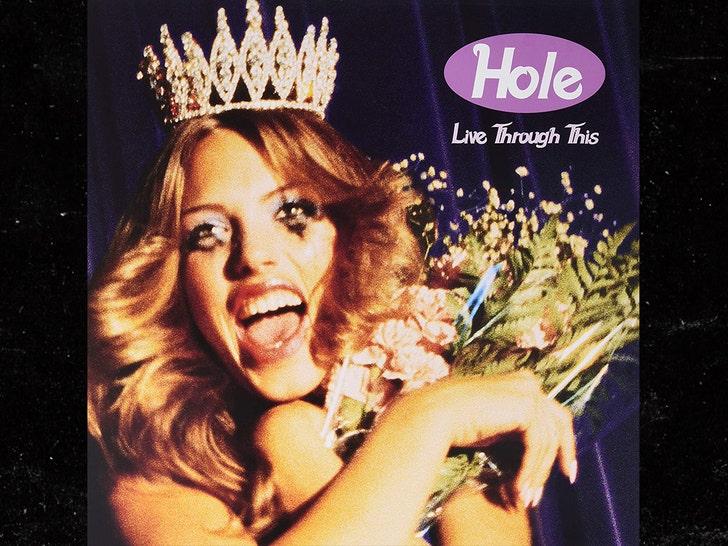 A hole to live through this album