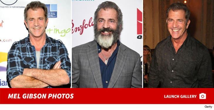 Mel Gibson Photos