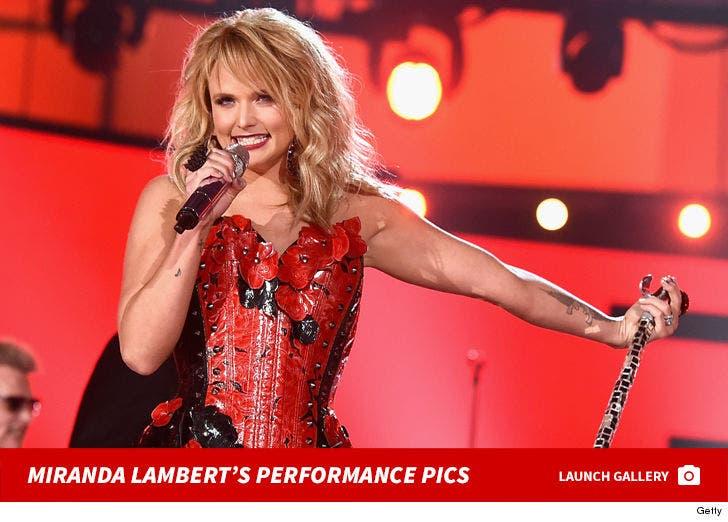 Miranda Lambert's Performance Photos