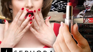 Sephora Sued by Woman Claiming She Got Herpes from Lipstick Samples