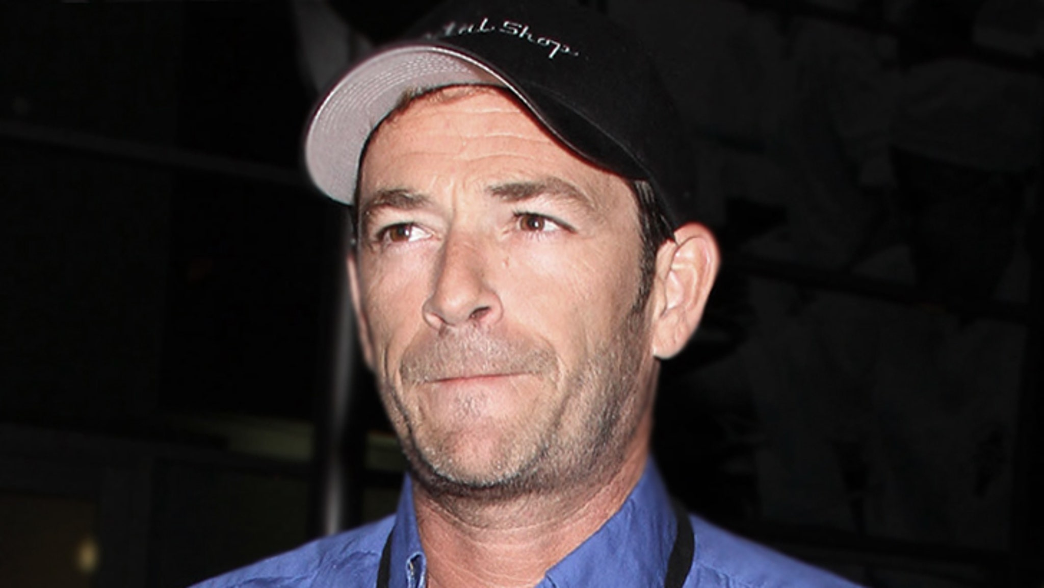 Luke Perry Cremated and Ashes Scattered on Tennessee Farm