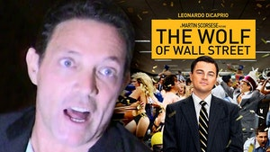 Jordan Belfort Sues 'Wolf of Wall Street' Producers for $300 Million