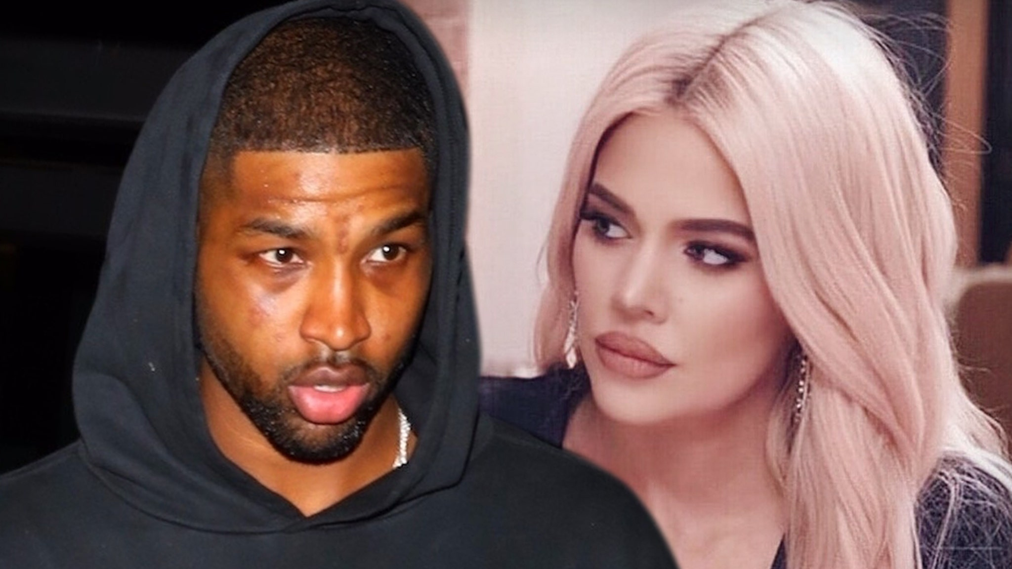 Woman Claiming Tristan Thompson's Her Baby Daddy is Pre-Khloe Hookup - TMZ