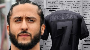 Colin Kaepernick Special Nike Jersey Sells Out In Seconds, Resale Market On Fire