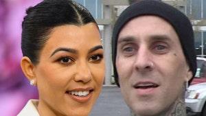 Kourtney Kardashian and Travis Barker Are Not Engaged, Despite Rumors