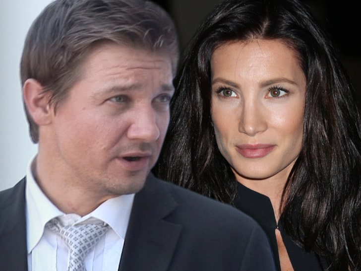 Jeremy Renner and ex-wife Sonni Pacheco's custody battle turns ugly