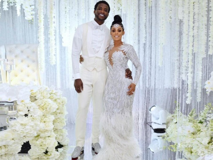 Gucci Mane's Wedding Photos