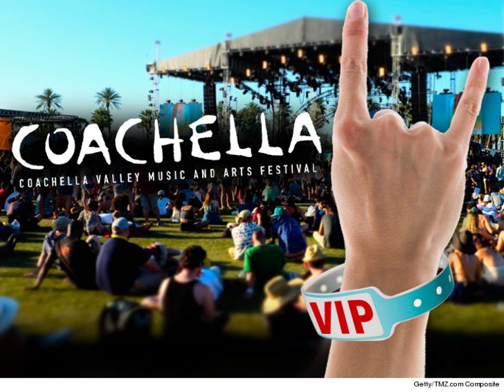 Coachella Sues Over Resell of Backstage Passes