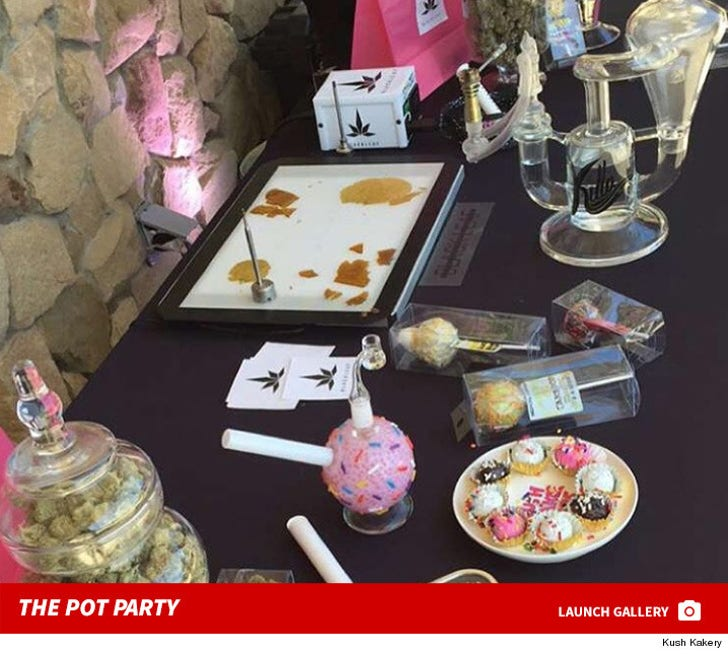 G-Eazy Birthday -- The Pot Party