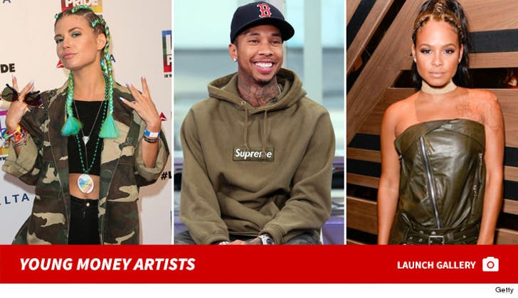 Young Money Artists