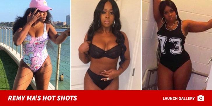 Remy Ma's Hot Shots