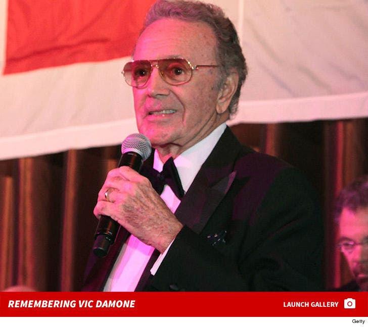 Remembering Vic Damone