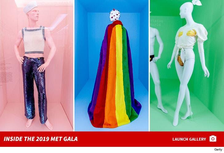 Sneak Peek Inside The 2019 Met Gala Celebrating Camp: Notes On Fashion
