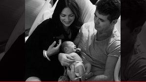 Simon Cowell -- I Idolize My New Son