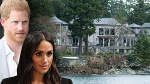 Harry and Meghan Beef Up Security at Canadian Home, New Tarp & Camera