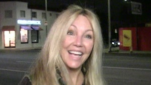 Heather Locklear Getting Back in Cops' Good Graces After 2018 Incident