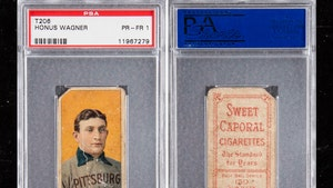 Super Rare Honus Wagner Card Hits Auction Block, Expected To Sell For Over $1.2 MIL!!