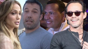 Jennifer Lopez Hanging with Ben Affleck, But Not Hooking Up
