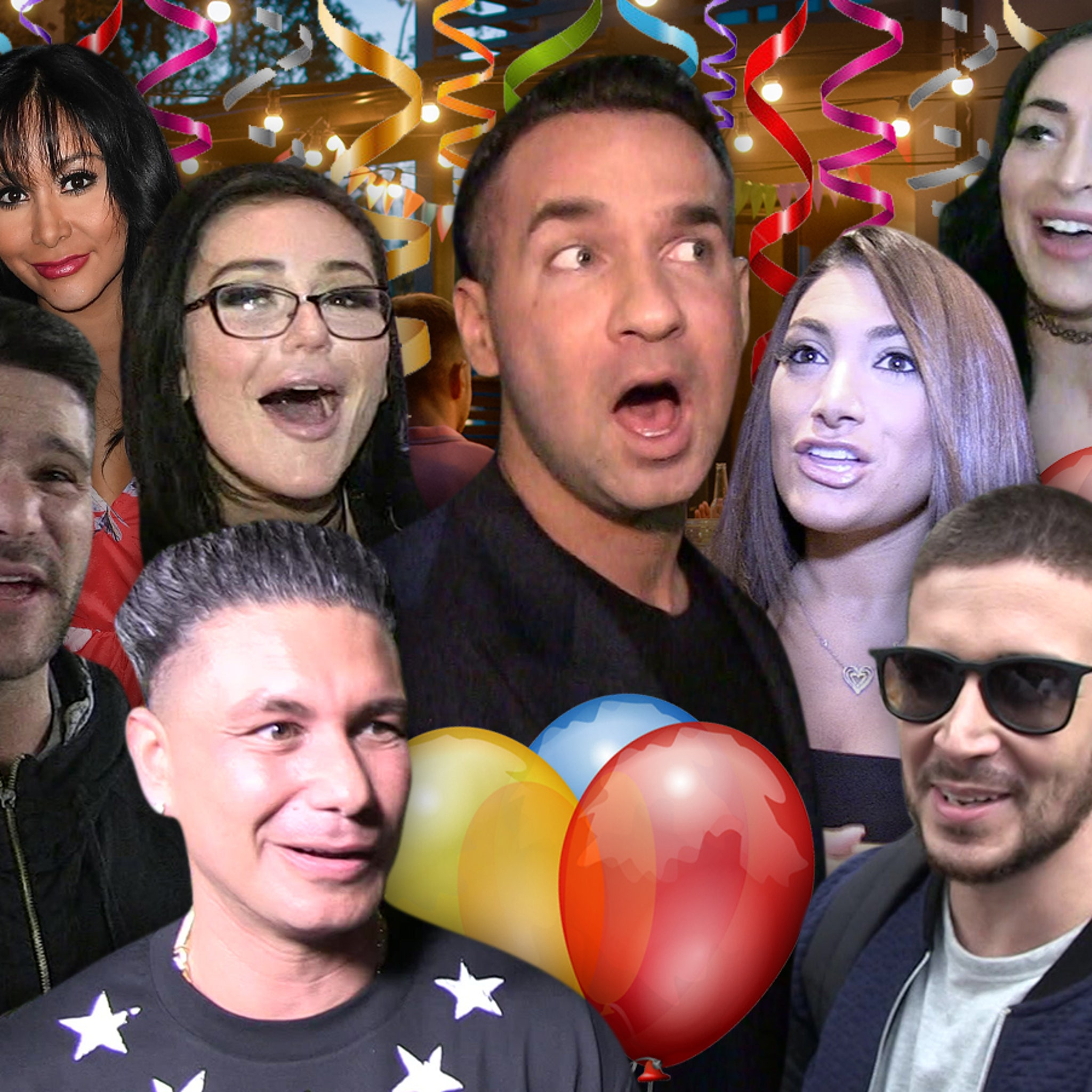 'Jersey Shore' Reunion for Mike 'The Situation' Sorrentino's Prison Release