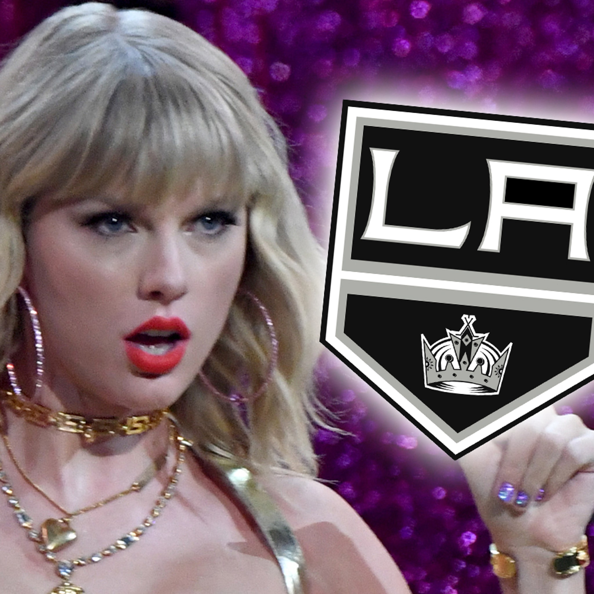 Taylor Swift Staples Center Banner to Be Covered During L.A. Kings Games