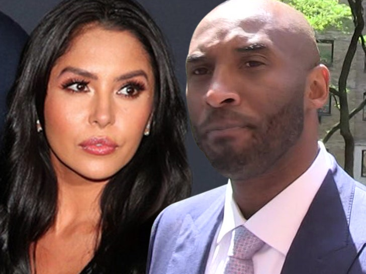Vanessa Bryant files to add infant daughter to Kobe's trust