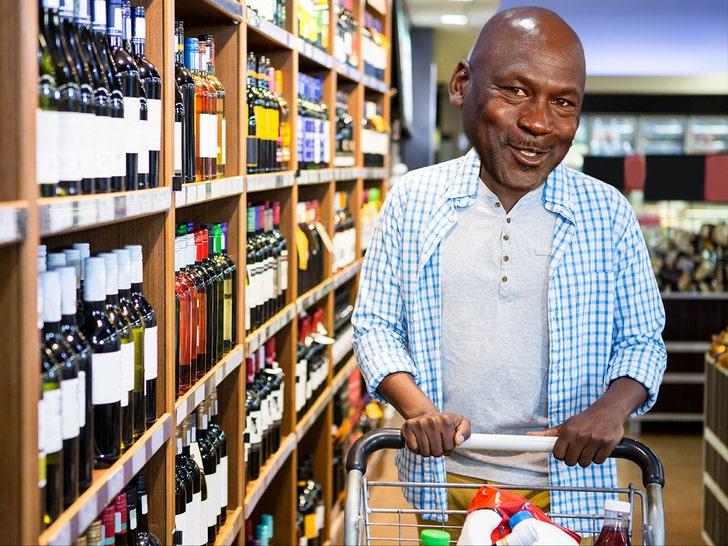 Michael Jordan's Secret Supermarket