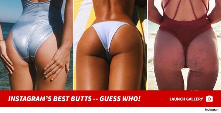 Hot Celebrity Butts -- Guess Who!