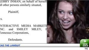 Miley Cyrus: Actress, Pop Star, Defendant