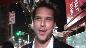 Dane Cook -- Cracking Jokes About 'Batman' Massacre