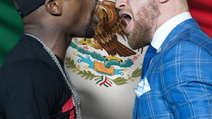 Mayweather vs. McGregor: Mexican Viewers Save Mucho Dinero!!