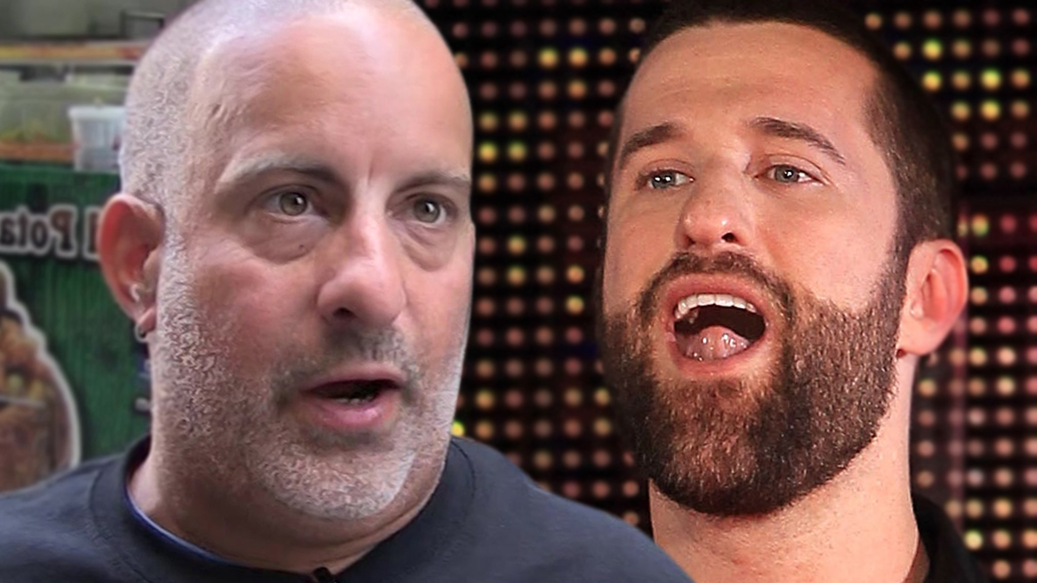 Dustin 'Screech' Diamond Fighting 'Bagel Guy' in Celeb Boxing, Replacing Lenny Dykstra