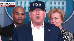 Trump Tests Negative for Coronavirus, Ben Carson Coughs & Touches Face
